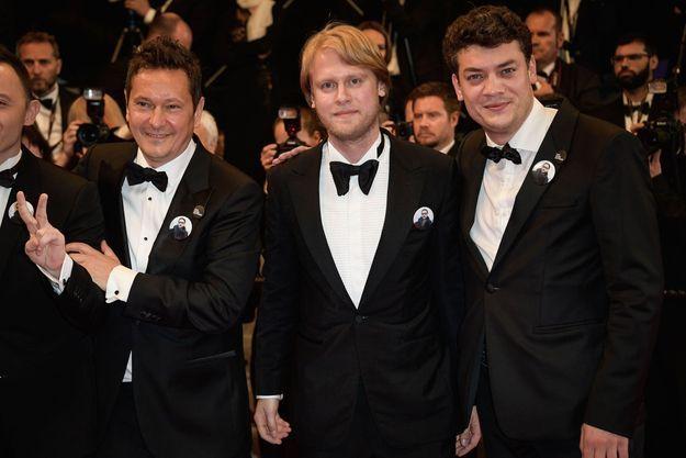 Vladislav Opeliants, Ilya Stewart, Charles Evrad Tchekhoff