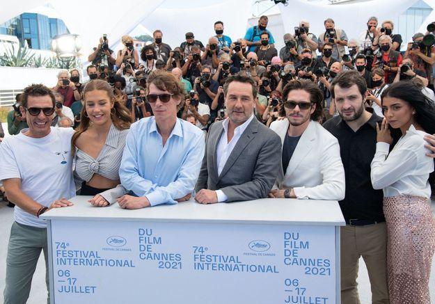 Cannes 2021 : le film « BAC Nord » déclenche une polémique