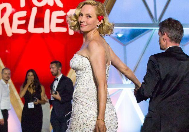 Cannes 2017 : Naomi Campbell réunit les plus grands noms de la mode et du cinéma pour son défilé Fashion For Relief