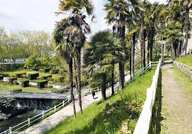 Une ville toute verte