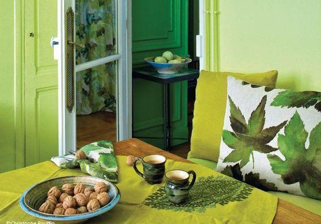 Vert comme les bourgeons