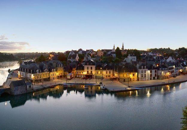 Saint-Goustan : un port pittoresque