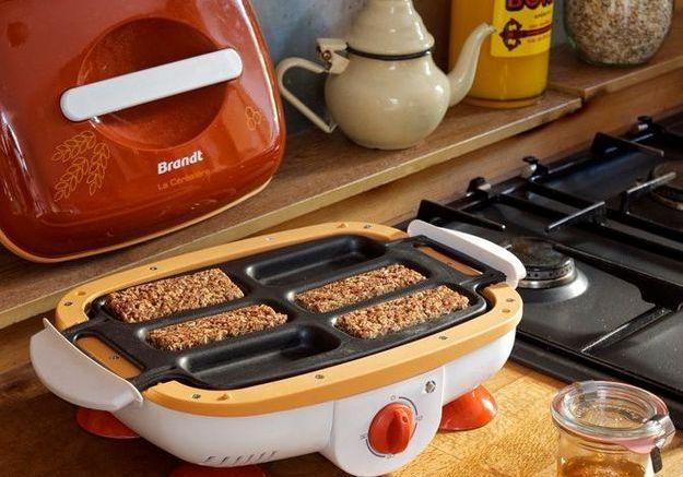 Pour faire crêpes, tartelettes et autres barres de céréales