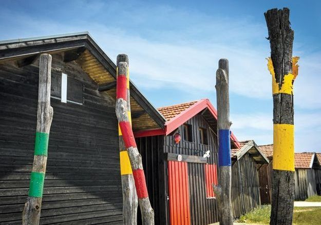 Des cabanes pour refuge