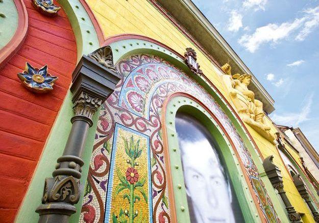 Les mosaïques de la famille Odorico