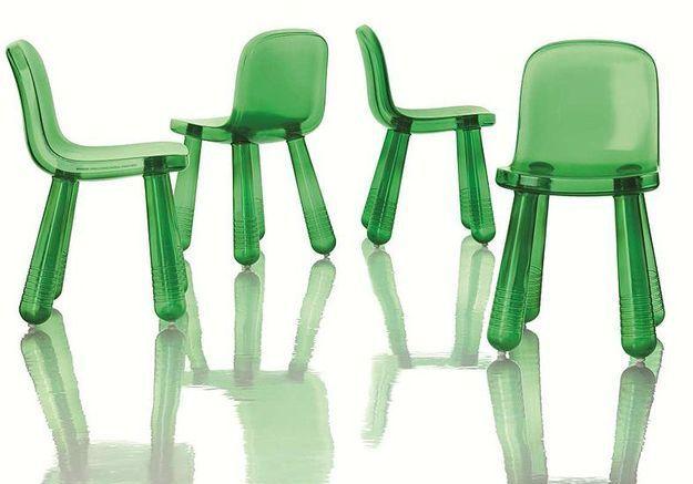 chaises Marcel Wanders, Magis