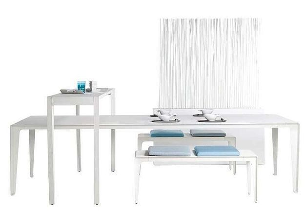 Table, table haute, banc, Versus