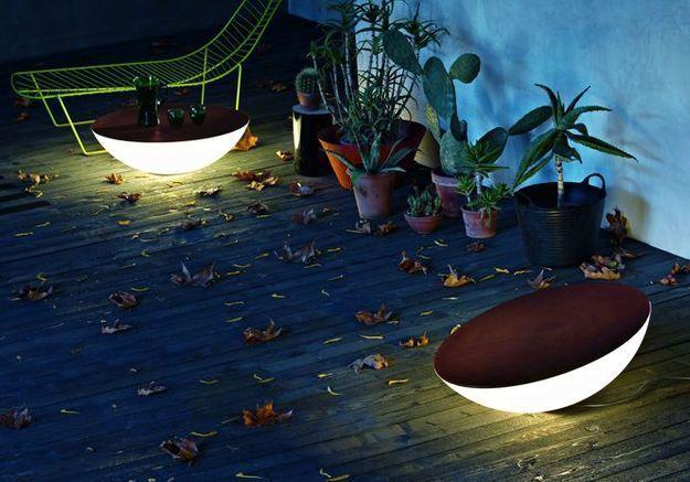 Lampe Table Outdoor Solar Foscarini