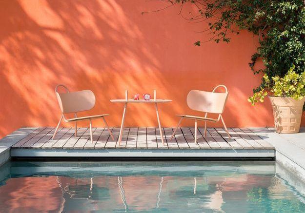 Une table de balcon Bibelo
