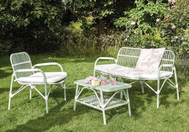 Créez plusieurs espaces détente dans le jardin