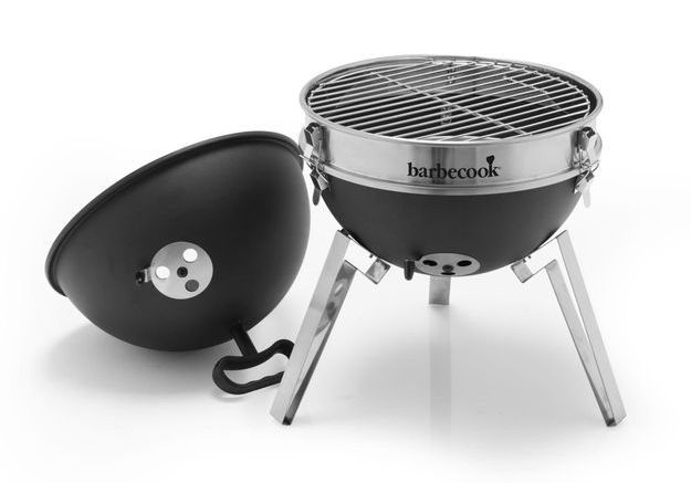 Barbecue nomade Billy Barbecook