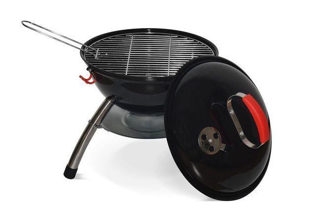 Mini-barbecue charbon de bois Marcel Alice Garden