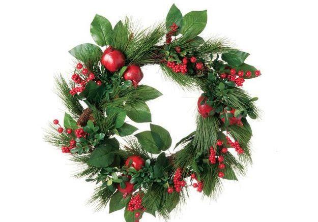 Quelques idées pour une déco de Noël côté maison