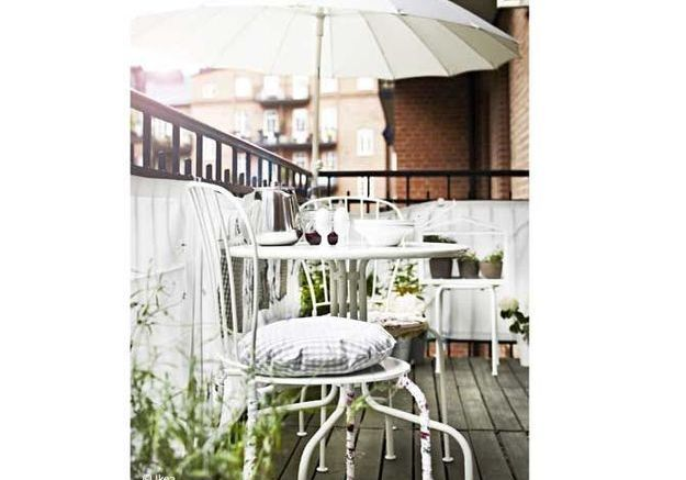 1. J'isole mon balcon