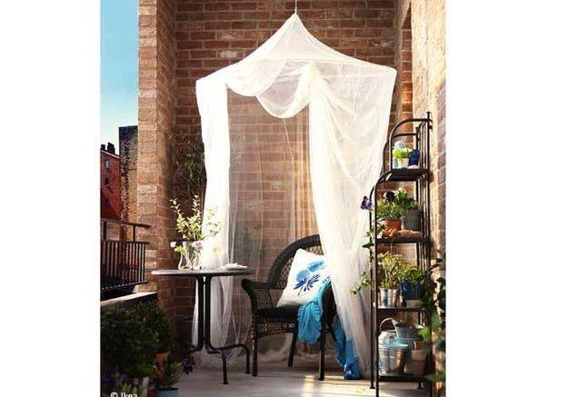 Votre balcon se refait une beaut pour l t elle - Protege soleil terrasse ...