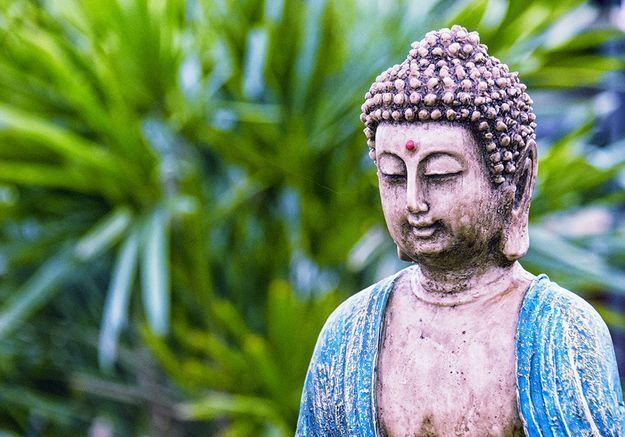 Les accessoires déco d'un jardin zen