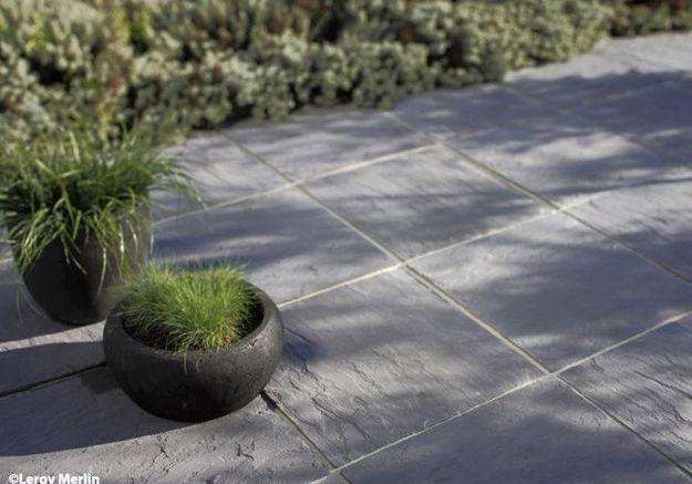 La pierre au cœur du jardin contemporain