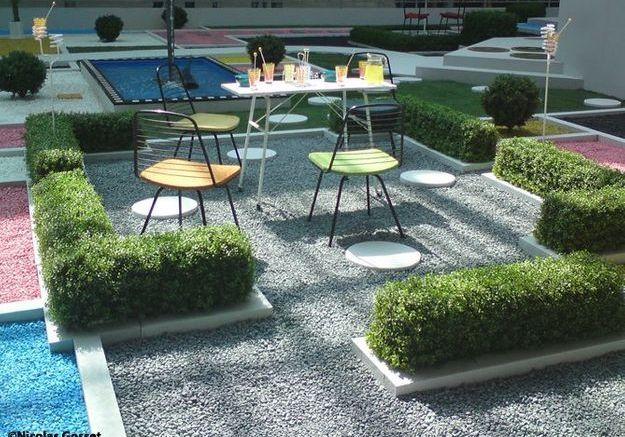 Le jardin contemporain est-il fait pour vous ? - Elle Décoration