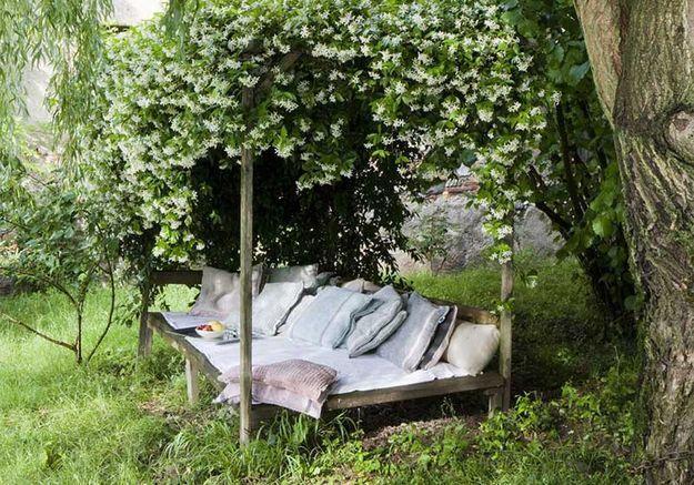 Sieste au jardin : 20 inspirations pour une pause 100% zen