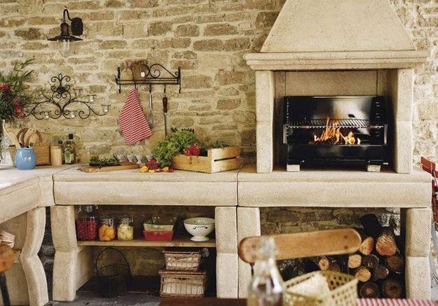 tout savoir sur les barbecues elle d coration. Black Bedroom Furniture Sets. Home Design Ideas
