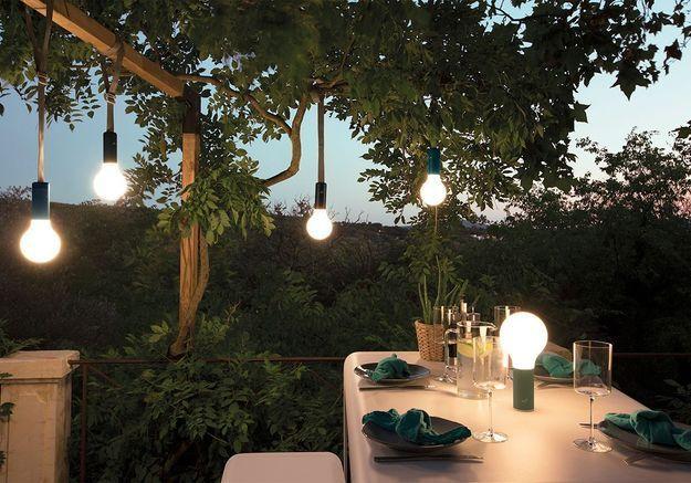 Lumière sur les luminaires outdoor