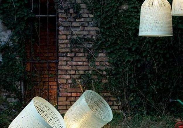 Une lampe de jardin Karman