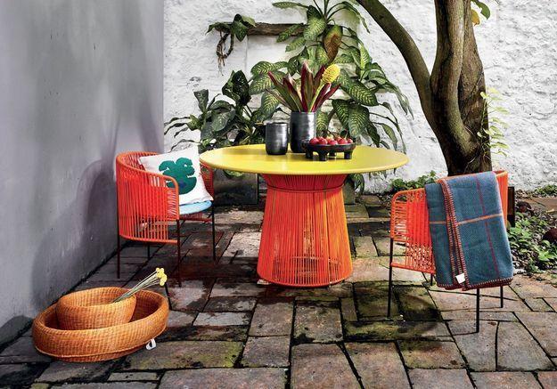 Le meilleur du mobilier de jardin pour un extérieur qui en jette