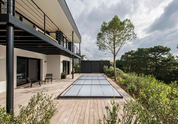 Innovation piscine quoi de neuf pour nos piscines for Piscine chauffante
