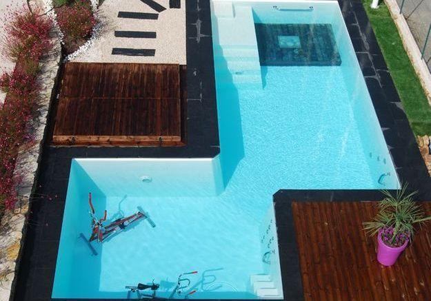 Pour les piscines trop petites