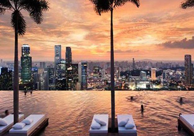 Piscine à Singapour
