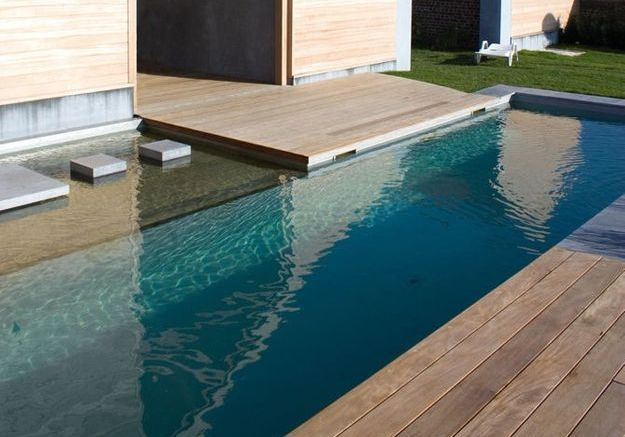 tout savoir sur les piscines naturelles elle d coration. Black Bedroom Furniture Sets. Home Design Ideas