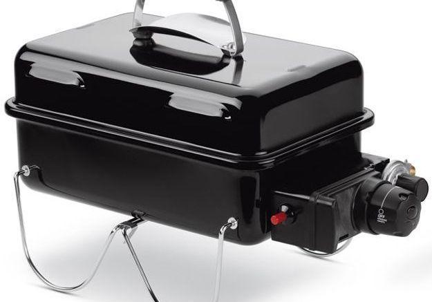 Mallette barbecue