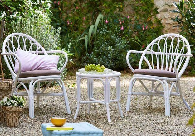 Un salon de jardin intemporel