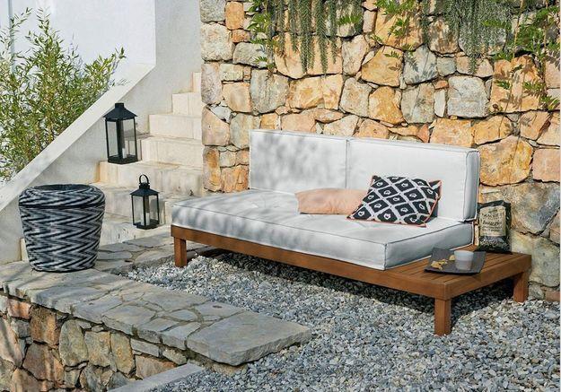 Canapé de jardin La Redoute Interieurs