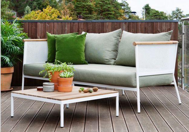 Canapé de jardin Oasiq