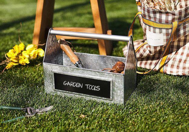 Zara Home lance une collection dédiée au jardinage