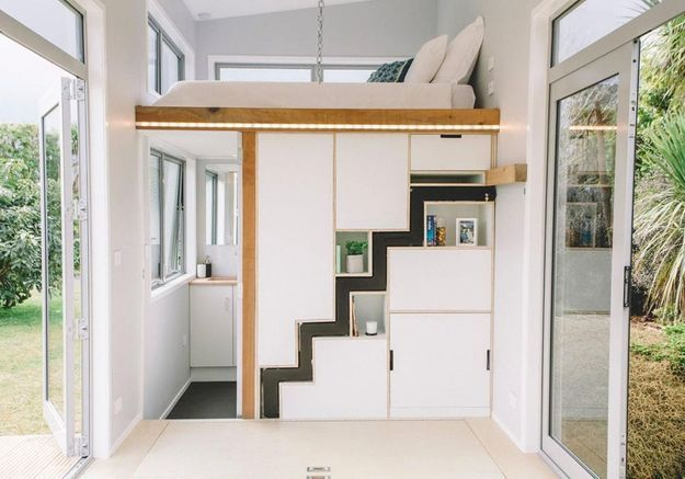 1/ Les tiny houses ou micros-maisons