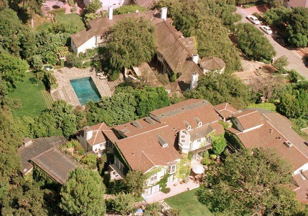 L'ancienne maison de Brad Pitt et Jennifer Aniston est à vendre