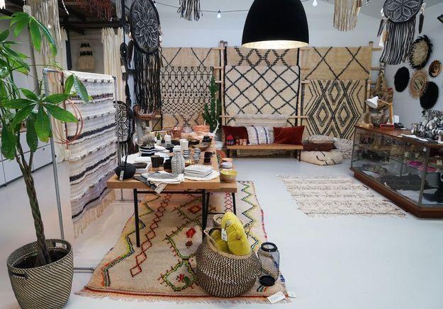 """Caen : """"Chez Roberta"""", le concept-store (et l'e-shop) aux mille et un trésors déco !"""