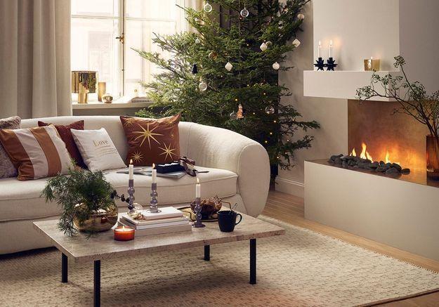 H&M Home : une nouvelle couleur et 18 idées déco à piquer à la collection Noël