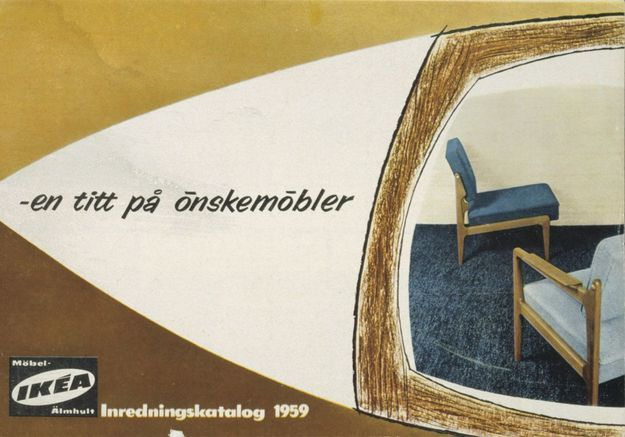 Catalogue IKEA 1959