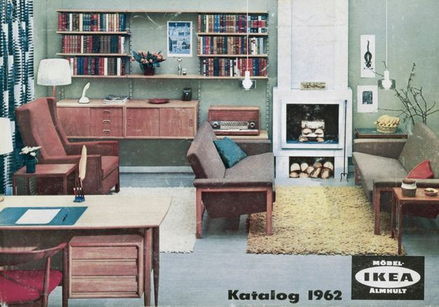 Catalogue IKEA 1962