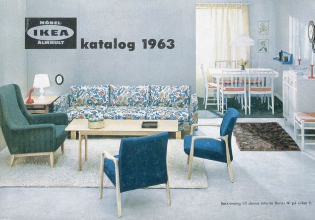 Catalogue IKEA 1963