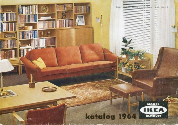 Catalogue IKEA 1964