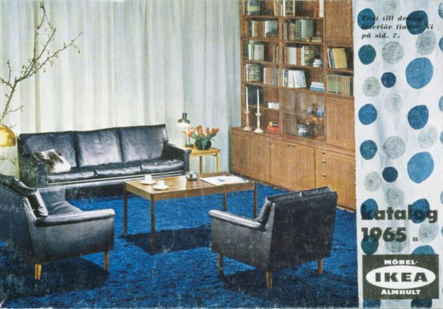 Catalogue IKEA 1965