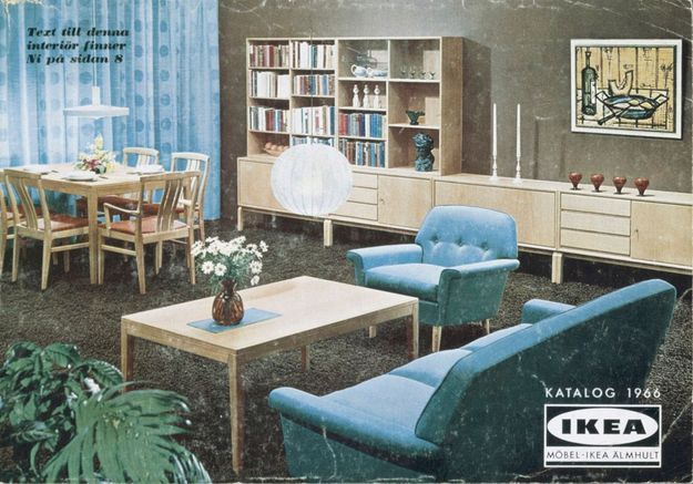Catalogue IKEA 1966