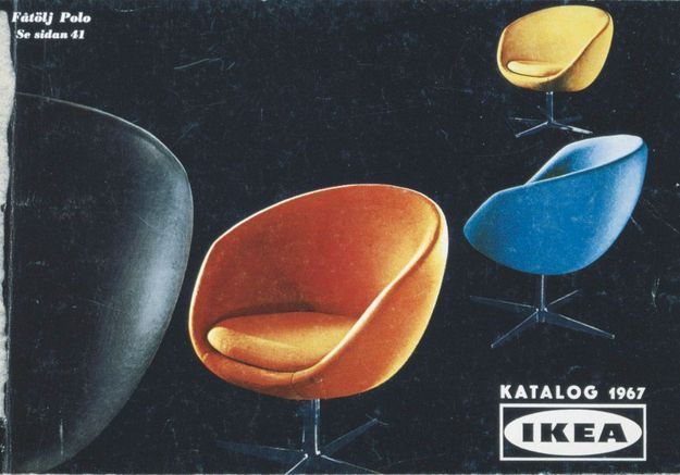 Catalogue IKEA 1967
