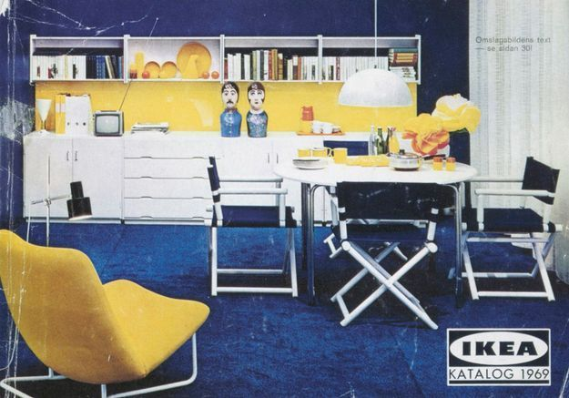 Catalogue IKEA 1969