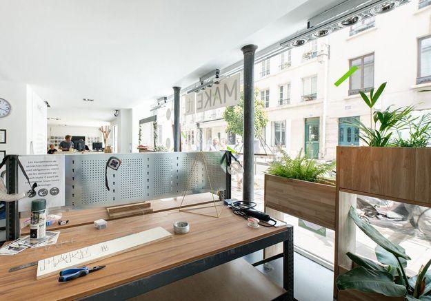 Leroy Merlin installe définitivement son concept-store en plein Marais