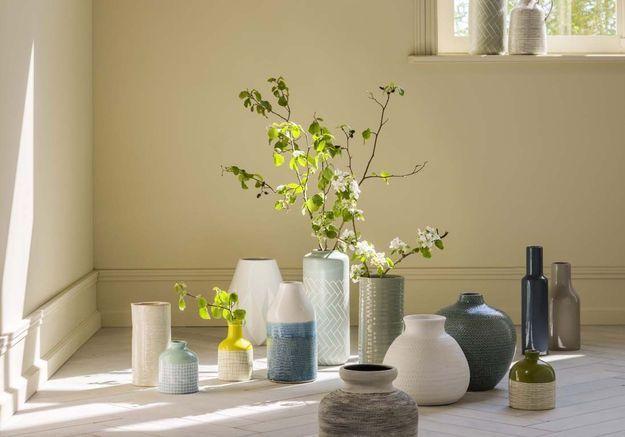 Vase en céramique Fly